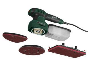 Parkside PMFS 200 B2 3-in-1 Multifunktionsschleifer im Angebot bei Lidl » Online
