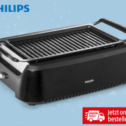 Philips 6370/90 Indoor Griller HD im Angebot » Hofer 6.12.2018 - KW 49