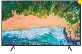 Samsung UE43NU7099 43-Zoll Ultra-HD Fernseher im Real Angebot 29.7.2019 | KW 31