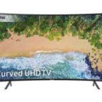 Samsung UE49NU7379 49-Zoll Curved-Ultra-HD Fernseher im Angebot bei Real 3.12.2018 - KW 49