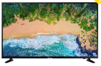 Samsung UE50NU7092 50-Zoll Ultra-HD Fernseher: Real Angebot ab 7.1.2019 - KW 2