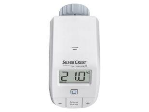 Silvercrest Smart Home Heizkörperthermostat für 24,99€ bei Lidl