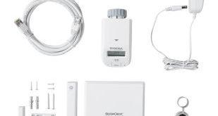 Silvercrest HmIP-SK1-B1 Smart Home Starterkit Heizen