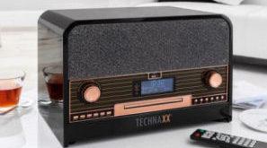 Technaxx TX-102 Retro-Komplettanlage