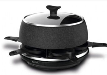 Tefal RE12C8 Cheese n Co Raclette-Fondue