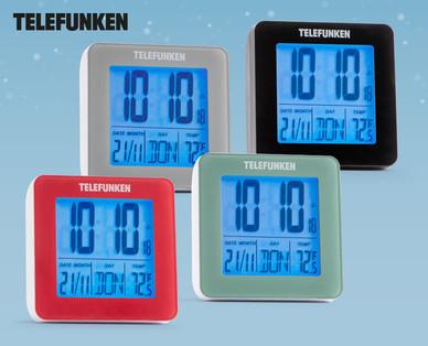 Telefunken Funkwecker im Angebot   Hofer 21.11.2019 - KW 47