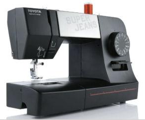 Toyota Super Jeans SUPERJ15PE Special Edition Nähmaschine im Angebot » Norma 20.11.2019 - KW 47