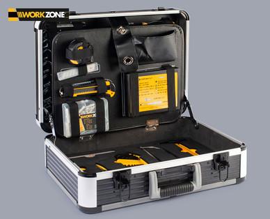 Workzone Werkzeugkoffer 128-teilig