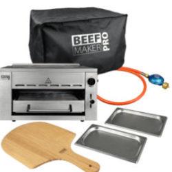 Grill Time Beef Maker Pro Hochtemperaturgrill im Angebot » Aldi Nord 12.12.2019 - KW 50