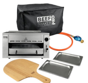 Photo of Aldi Nord 12.12.2019: Grill Time Beef Maker Pro Hochtemperaturgrill im Angebot