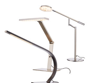 Lightzone LED-Schreibtischleuchte