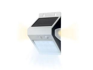 Livarno Lux LED-Solar-Wandleuchte im Angebot bei Lidl » KW 35 ab 26.8.2019