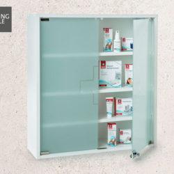 Living Style Medizinschrank XL im Angebot » Hofer 6.1.2020 - KW 2
