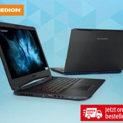 Medion Erazer X7859 MD 63050 High End Gaming Notebook: Hofer Angebot ab 27.12.2018 - KW 52