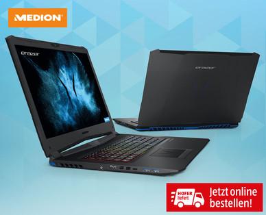 Medion Erazer X7859 MD 63050 High End Gaming Notebook