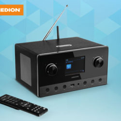 Medion WLAN Internetradio mit 2.1 Sound System: Hofer Angebot ab 13.12.2018