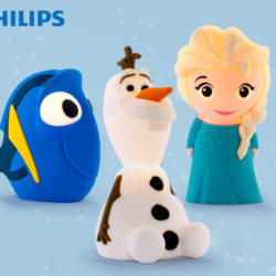 Philips LED SoftPal Nachtlicht Disney: Hofer Angebot ab 20.12.2018 - KW 51