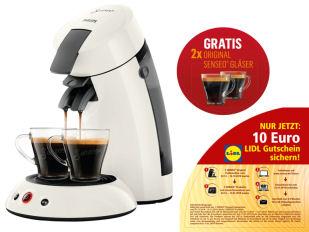 Philips Senseo HD7803/42 Kaffeepadmaschine im Angebot bei Lidl » Online