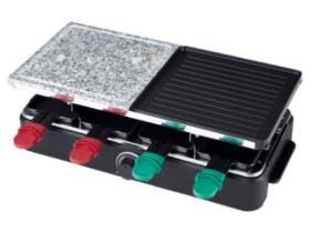 Bild von Quigg Elektrisches Raclette im Angebot bei Aldi Nord 10.12.2020 – KW 50
