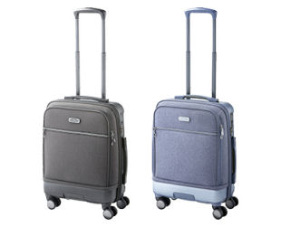 Royal Class Travel Line Hybrid-Trolley-Boardcase im Angebot » Aldi Süd 12.12.2019 - KW 50