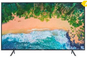 Samsung UE40NU7199 40-Zoll Ultra-HD Fernseher im Real Angebot ab 13.5.2019