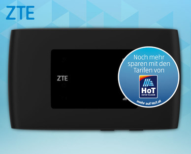 ZTE MF920V LTE-fähiger WLAN-Router