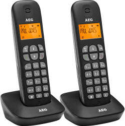AEG D135 Schnurloses DECT-Duo-Telefon im Angebot » Kaufland 31.1.2019 - KW 5