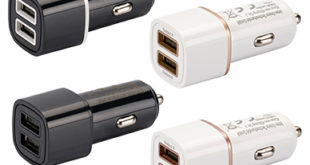 Auto XS Dual-Port-USB-Autoladegerät