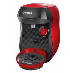 Bosch Tassimo Happy TAS100X Heißgetränkeautomat im Angebot » Real 20.1.2020 - KW 4