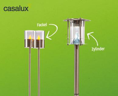 Casalux Solarleuchte: Ab sofort und reduziert bei Hofer