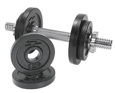 Crane Hantel-Set 10,3 kg