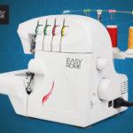 Hofer 28.11.2019: EasyHome Overlock-Nähmaschine im Angebot