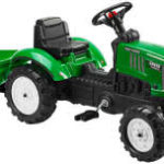 Falk Tret-Traktor mit Anhänger bei Kaufland 30.5.2019 - KW 22