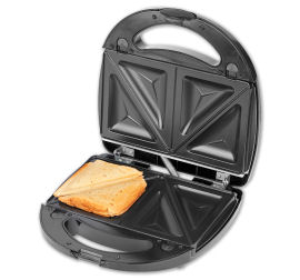 Home Ideas Cooking Sandwichmaker 3 in 1