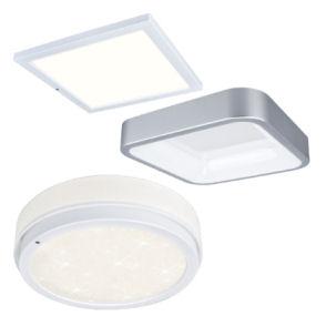 LightZone LED-Wand- und Deckenleuchten