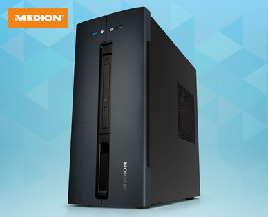 Medion Akoya P32010 MD34140 Multimedia-PC-System