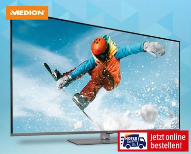 Medion Life S16500 Sli Ultra HD Smart-TV Fernseher