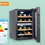 Medion Weintemperierschrank MD 38535 im Angebot bei Hofer 22.8.2019 - KW 34