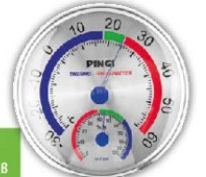 Pingi Thermo-Hygrometer Norma 2.10.2019