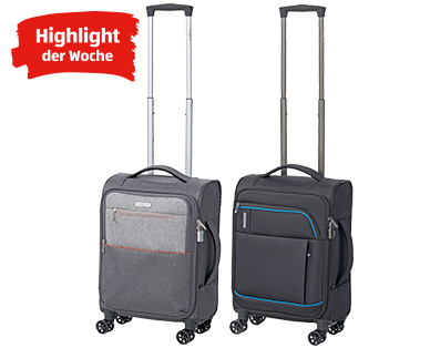 Royal Class Travel Line Ultraleichtes Trolley-Boardcase im Aldi Süd Angebot ab 27.6.2019