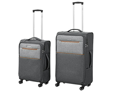 Royal Class Travel Line Ultraleichtes Trolley-Reisekoffer-Set im Aldi Süd Angebot ab 27.6.2019