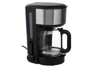 Russell Hobbs Oxford Edelstahl-Kaffeemaschine