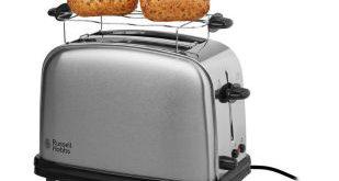 Russell HobbsOxford Edelstahl-Toaster