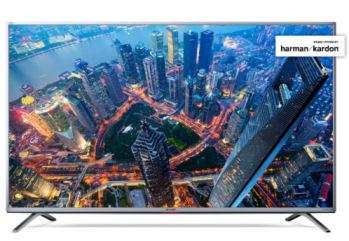 Sharp LC-49UI8872ES 49-Zoll UHD-Fernseher: Real Angebot ab 18.2.2019