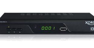 Xoro HRS 8760 HD-DVB-S2 PVRready Receiver