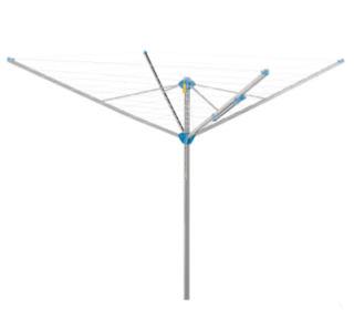 Garden Feelings Aluminium-Wäschespinne Komplett-Set im Angebot bei Aldi Nord 2.4.2020 - KW 14
