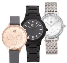 Armbanduhr mit Swarovski-Kristallen