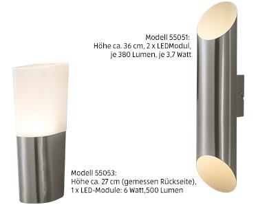 Casalux LED-Außenleuchte 2