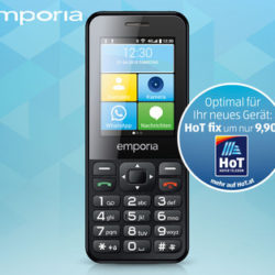 Emporia Talksmart Handy: Hofer Angebot ab 7.3.2019 - KW 10