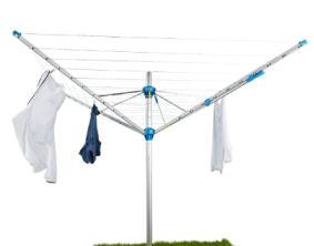 Garden Feelings Aluminium-Wäschespinne Komplett-Set